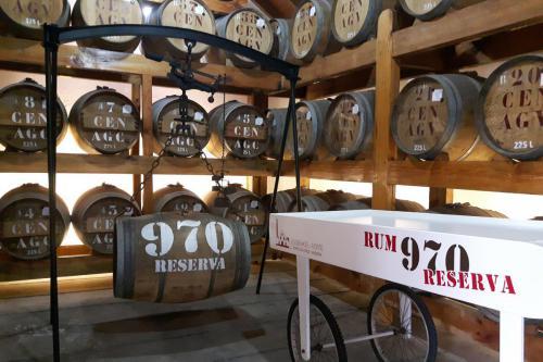 Rumfabriek Ponto da Cruz