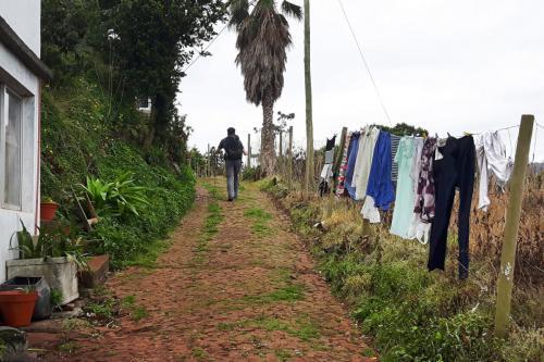 Door de dorpjes