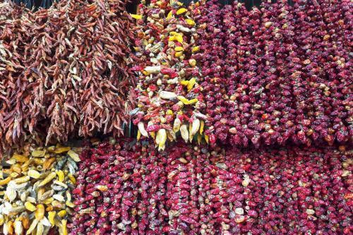 De markt in Funchal