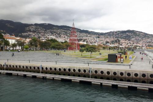 Boulevard van Funchal
