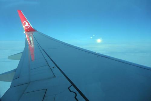 Onderweg met Turkish Airlines