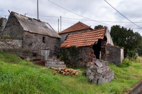 Verlaten huizen
