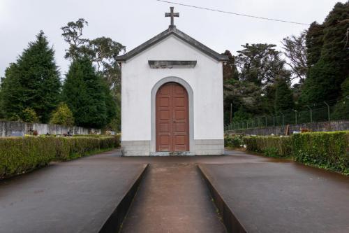 Begraafplaats Santo da Serra